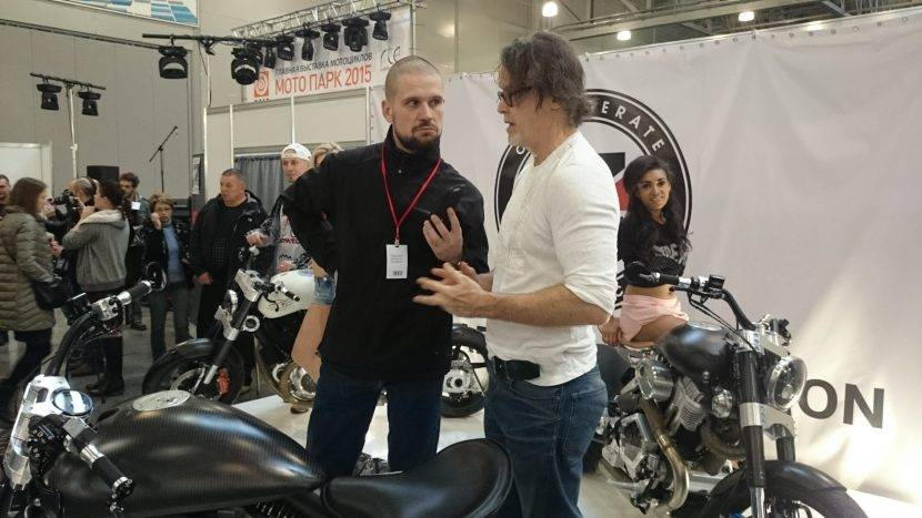 The Russian market is sacred ground for Confederate Motorcycles