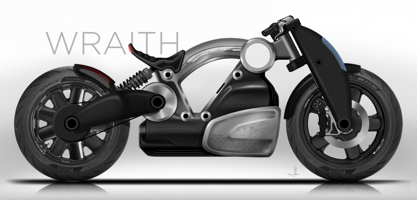 NEW WRAITH in 2018!!!!